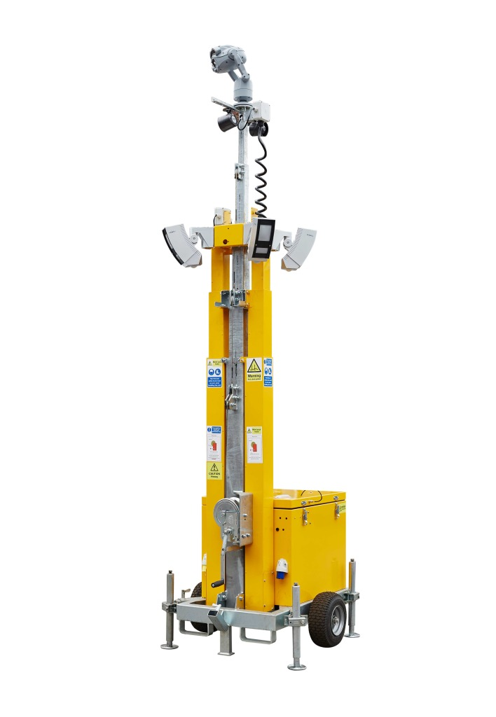 Tower Fuel Rule : Wcctv fuel cell site tower wireless cctv limited ifsec