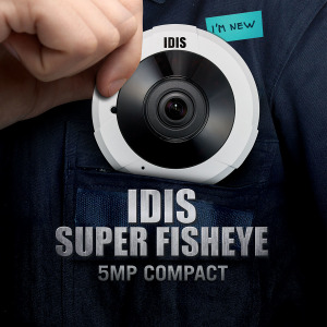 IDIS Super 5MP Fisheye