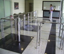 SWING GATE TURNSTILES