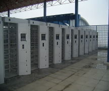 FULL HEIGHT & HALF HEIGHT TURNSTILES