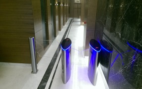 HİDDENGATE  TURNSTILES