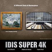 IDIS Super 4K Total Solution
