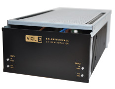 VIGIL3 Voice Evacuation Amplifiers - EN54 certified