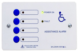 New Disabled Toilet Alarm Controller