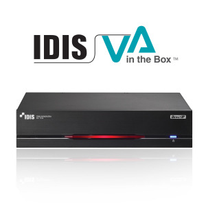 IDIS VA in the Box Analytics - Perfect for Retail
