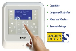 CAPACITIVE KEYPAD S Series