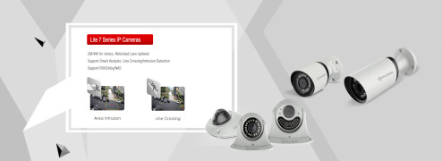Lite Series IP Cameras
