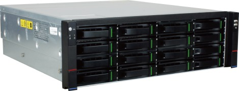 4K H.265 160CH 16HDD HOT SWAP NVR