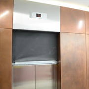 FireMaster Fire Curtain for Lifts - Forbury Place, Reading