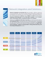 Network Integration & Solutions Srl