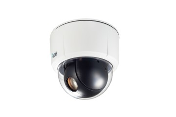IDIS Full-HD 30x optical zoom PTZ camera featuring Smart UX Controls