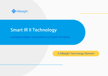 A Milesight Technology Moment_Smart IR II Technology