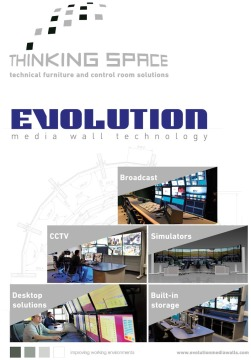 Evolution Media Wall