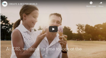 VIDEO: IDIS BETTER WORLD COMMUNITY PROJECTS 2019