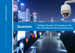 Intelligent Storage: The Foundation of the New Surveillance & Security Infrastructure