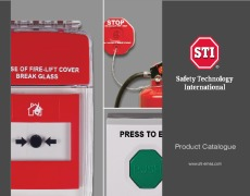 New STI Product Catalogue