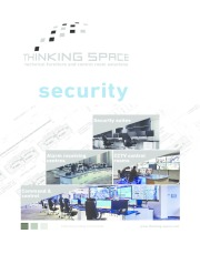Security 2018 Brochure from Thinking Space Systems