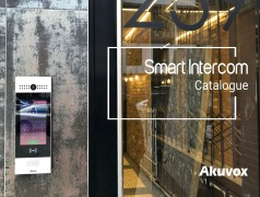 Akuvox Smart Intercom Catalogue_V2.1_20190322