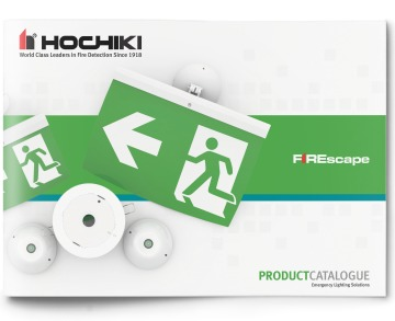 Hochiki Emergency Lighting Catalogue (FIREscape)