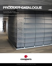 Coopers Fire Product Catalogue