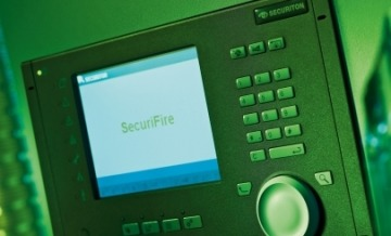 SecuriFire 3000: the modular redundant fire detection system with SpiderNet technology